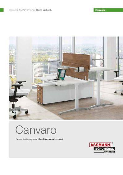 Canvaro – Schreibtischprogramm