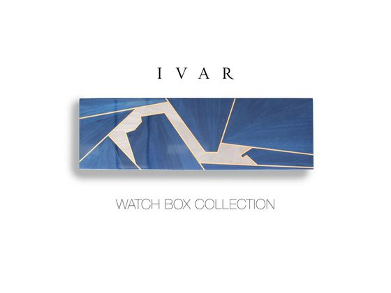 Ivar Watch Box Collection