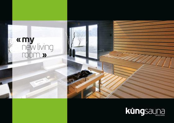 KüngSauna Broschüre