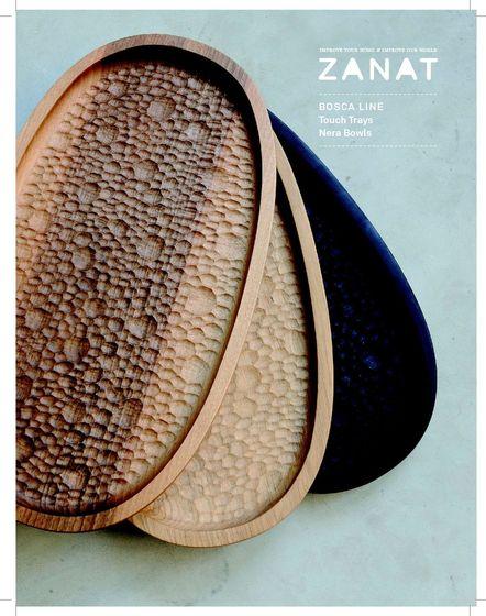 Zanat Touch Trays / Nera Bowls