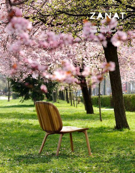 Zanat Unna Launge Chair