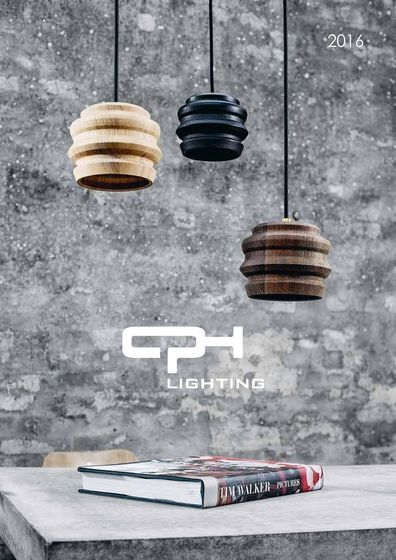 CPH Lighting Catalogue 2016 EN