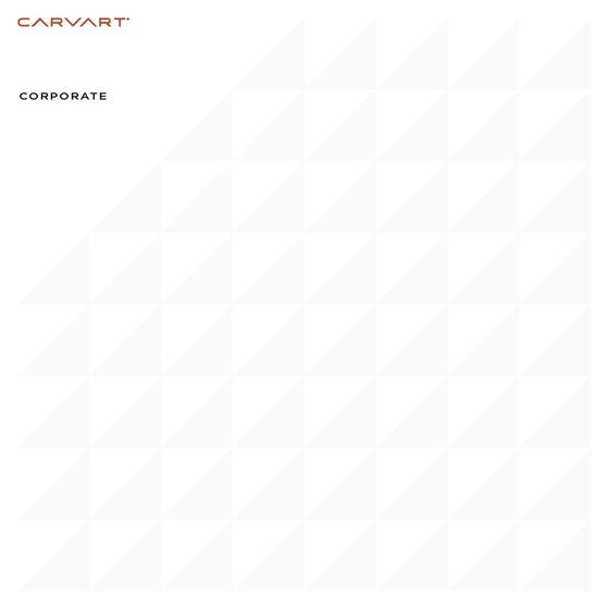 Carvart Corporate Brochure