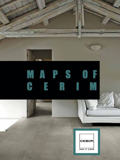Maps of Cerim