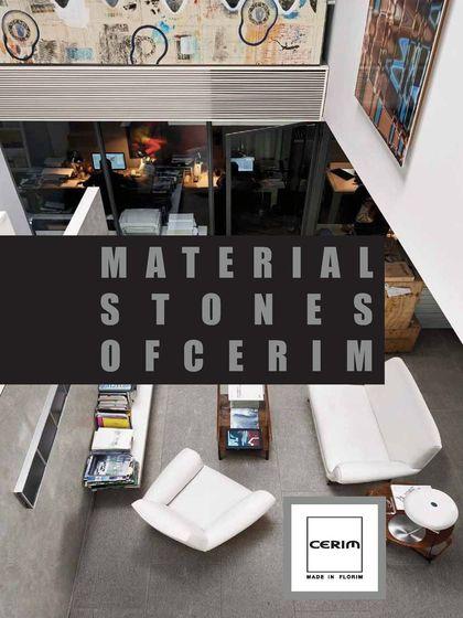 Material Stones of Cerim
