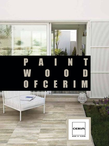 Paint Wood of Cerim