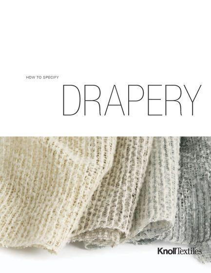 KnollTextiles Drapery