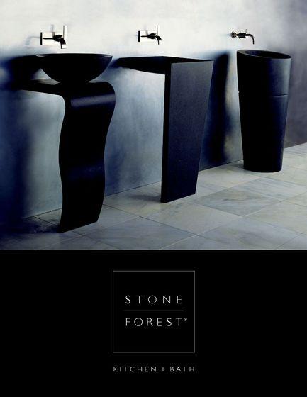 Stone Forest Catalog 2012