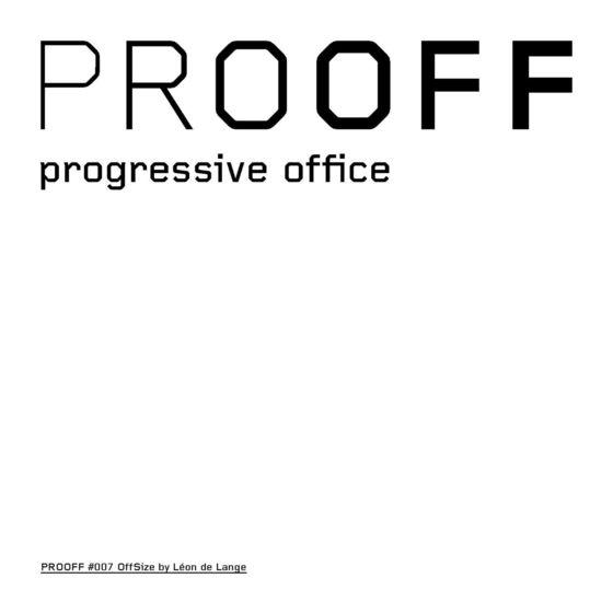 OffSize Brochure