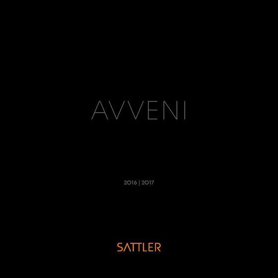 Avveni Catalog 2016/2017