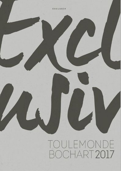 Toulemonde Bochart | Catalogue Exclusiv