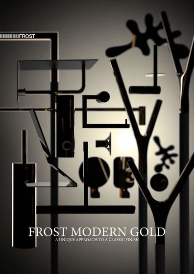 Frost Modern Gold