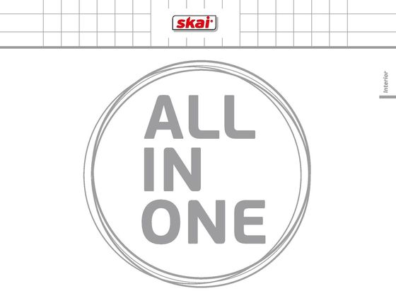 Skai - All In One Möbelfolie