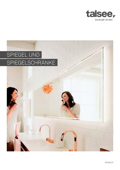 Spiegel und Spiegelschränke