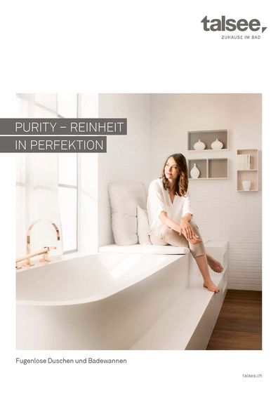 Purity - Reinheit in Perfektion