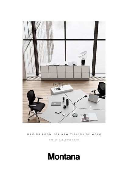 Montana Office Catalogue 2016
