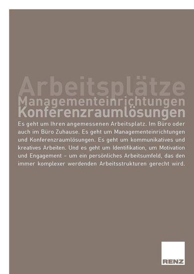 Renz Marken Broschüre 2017