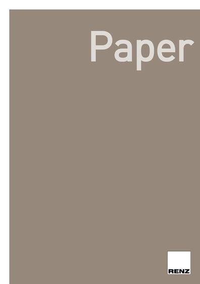 Renz Paper Prospekt 2016