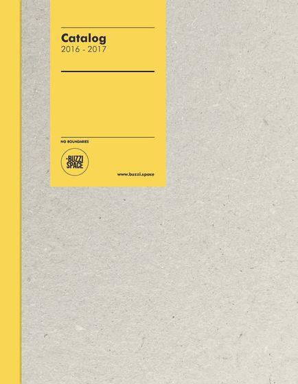 BuzziSpace Catalog 2016 - 2017