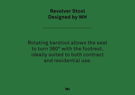 HAY Revolver Stool