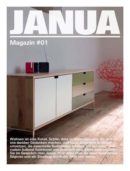 Janua Magazin #01