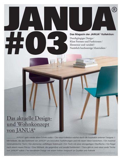 Janua Magazin #03