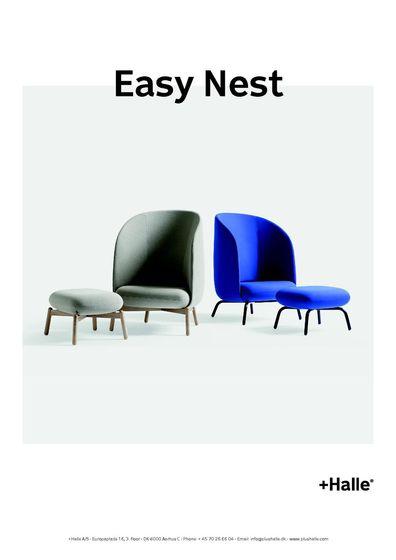 +Halle - Easy Nest