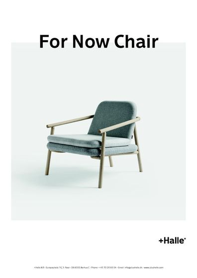 +Halle - For Now Chair