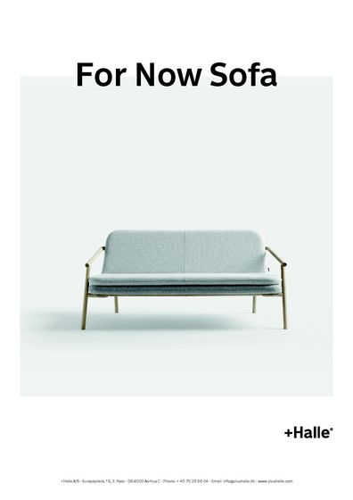 +Halle - For Now Sofa