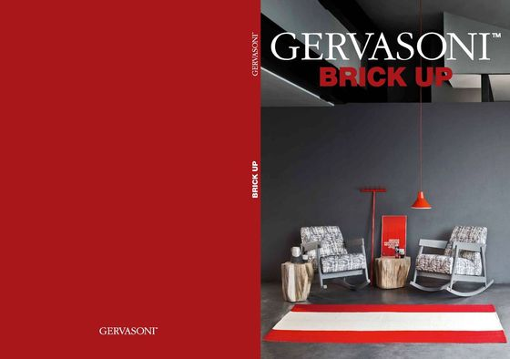Gervasoni | Brick Up 2015