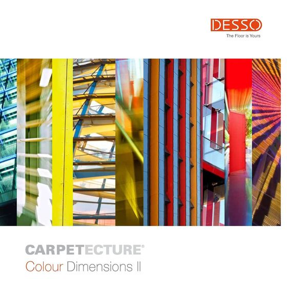 Carpetecture Colour Dimensions II