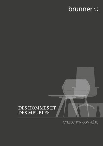 Brunner Des Hommes et des Meubles