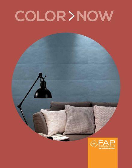Fap Ceramiche ColorNow 2016