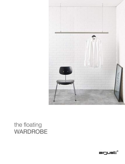 airjust home | the flying wardrobe