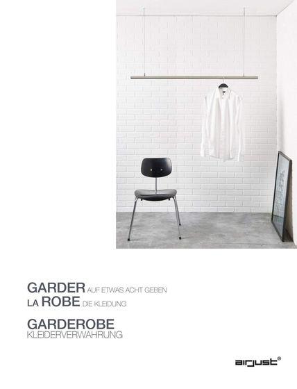 airjust home | garderobe