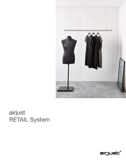 airjust retail system