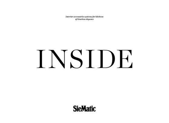 Siematic - Inside