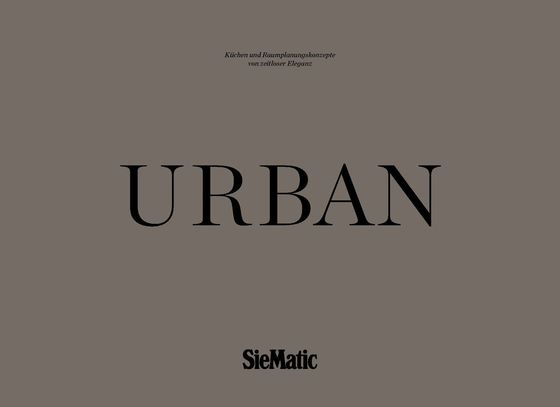 Siematic - Urban