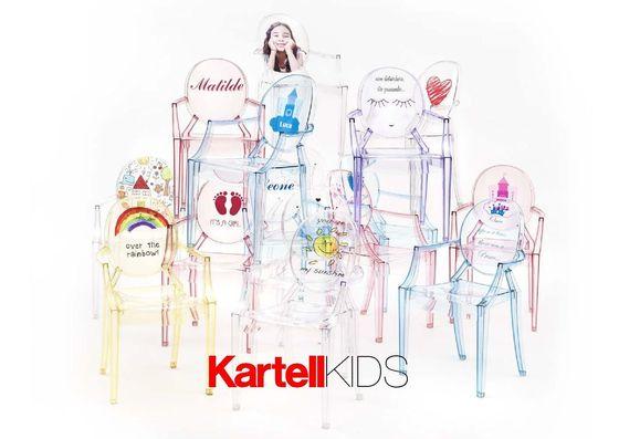 Kartell Kids General Catalog 2016