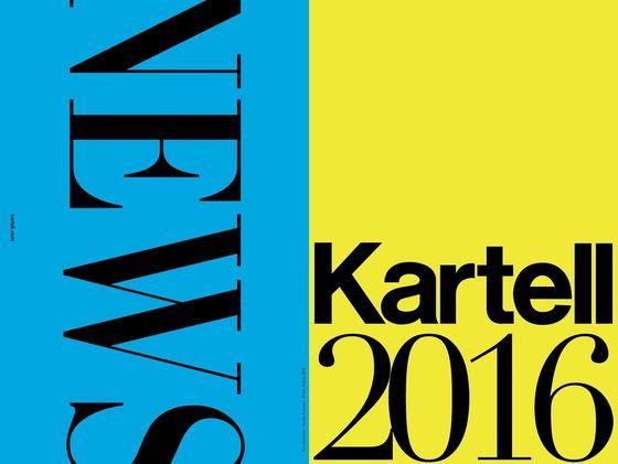 Kartell News 2016