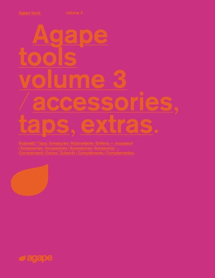 Agape tools volume 3 | taps, accessories, extras