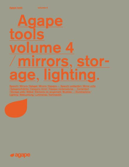 Agape tools volume 4 | mirrors, mirror units, storage, lighting