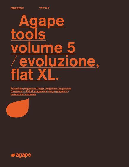 Agape tools volume 5 | range Evoluzione, Flat XL