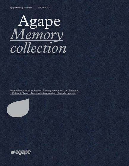 Agape Memory collection