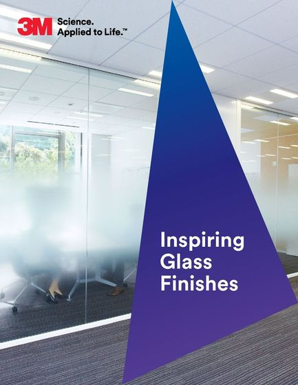 3M™ Glass Finishes Brochure