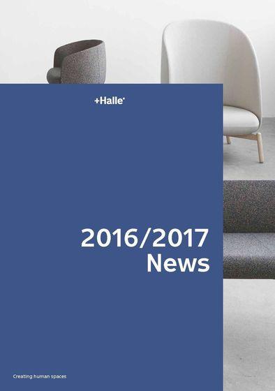 +Halle - News 2016