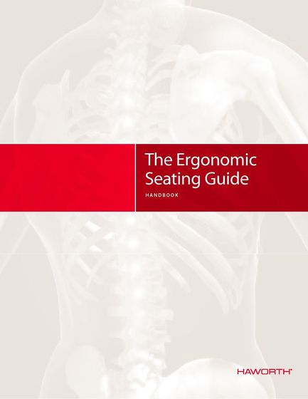 Haworth Ergonomic Seating Guide