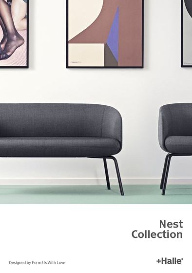 +Halle - Nest Collection