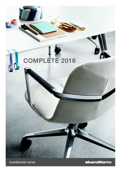 Complete Catalog 2016