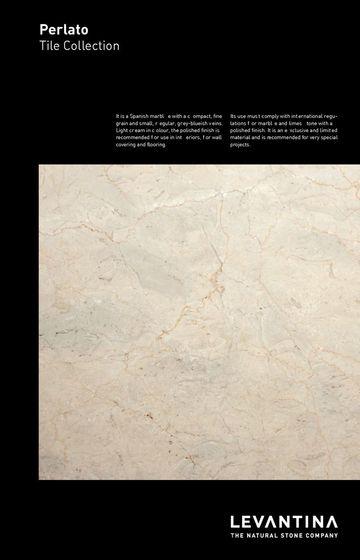 Perlato Tile Collection